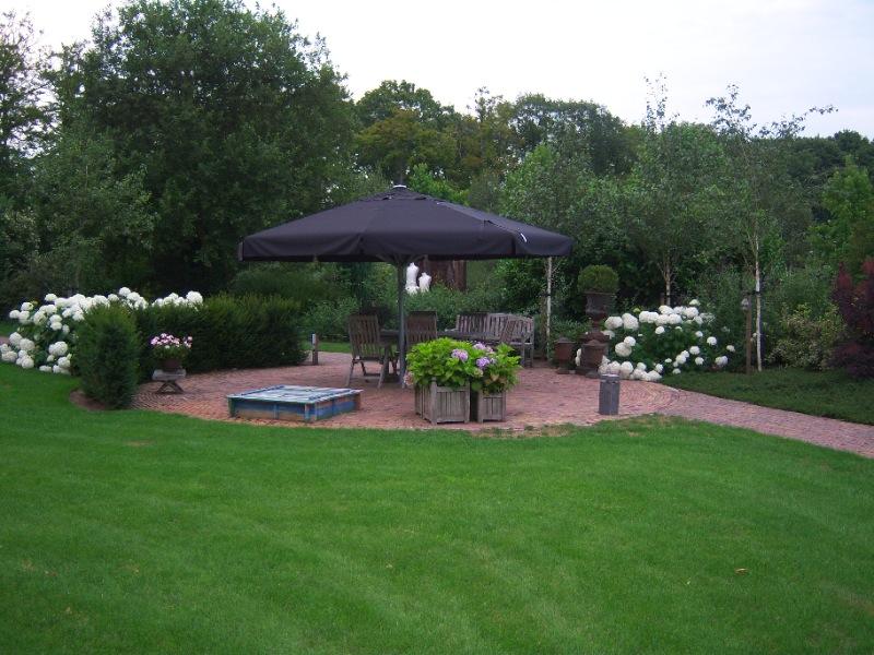 Tuinen In Vorm.Aanleg Landelijke Tuin Ronde Vorm Het Eesergroen